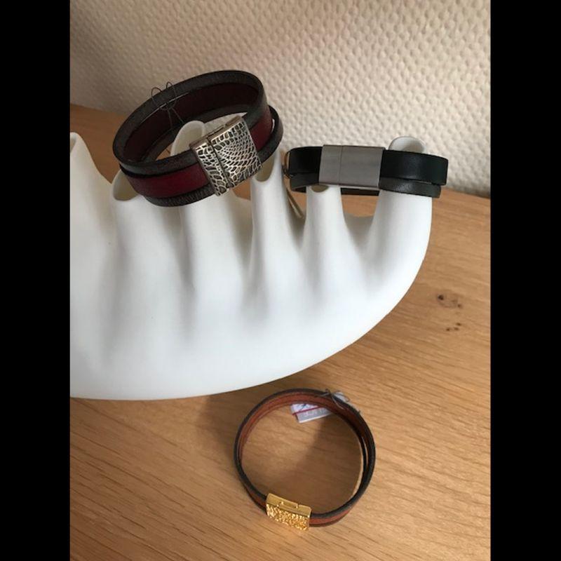 Felice Armbänder gold L  silber S  M