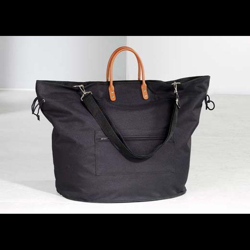 Wae65-Bk-Travelbag-schwarz