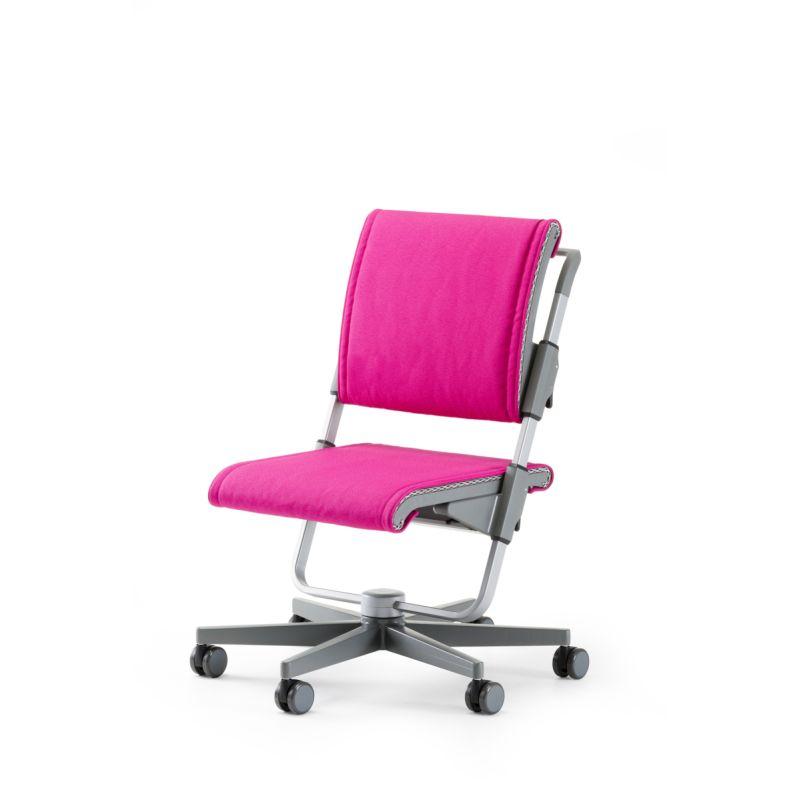 moll Scooter grau pink